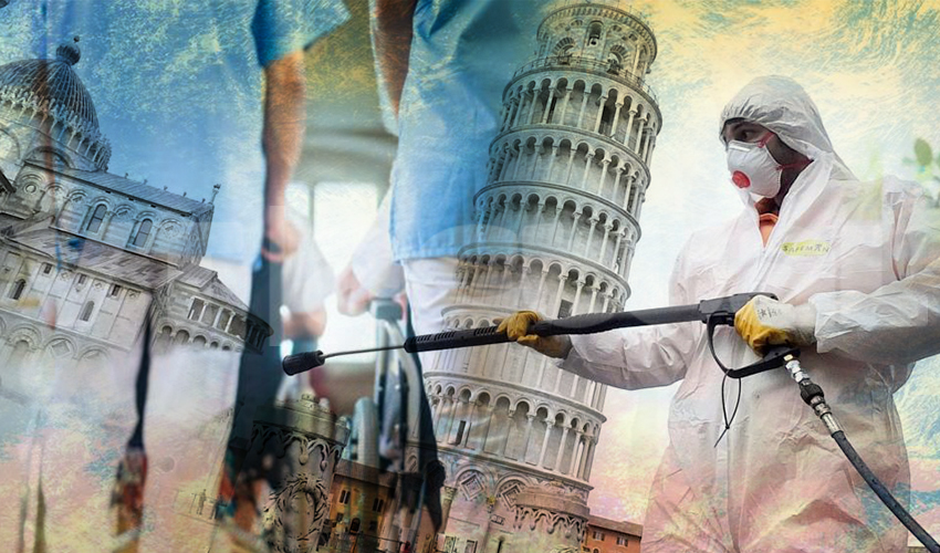 Italia: médicos confirman que se ha cometido una masacre en contra de los abuelos