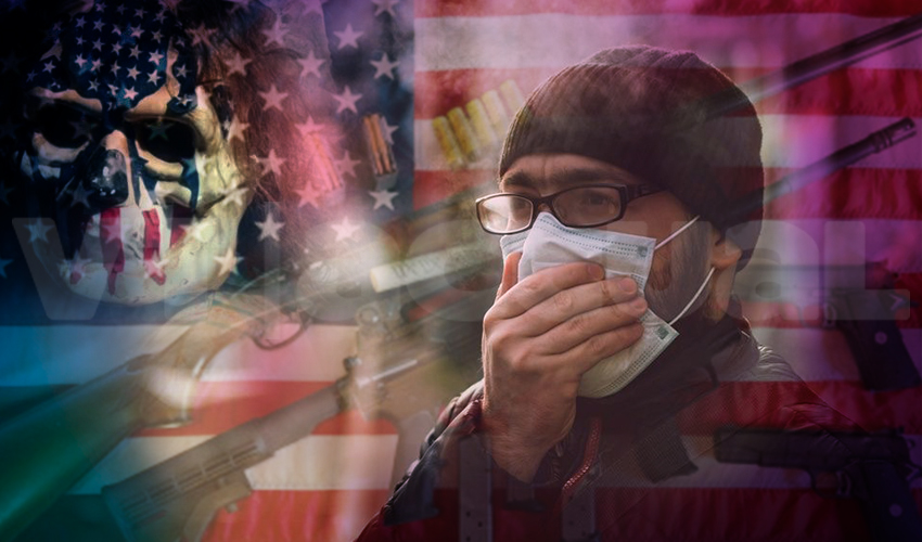 Por Coronavirus aumenta compra de armas EE.UU.: ¿La purga?