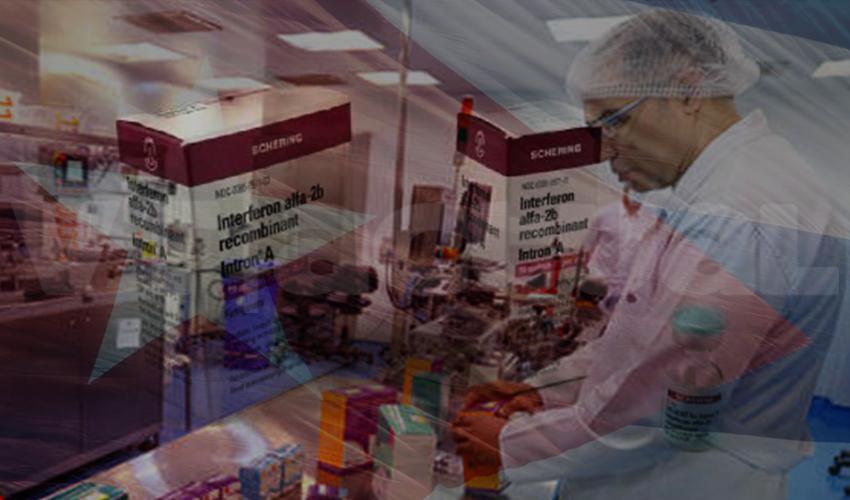 Efectividad de la medicina cubana rompe el bloqueo
