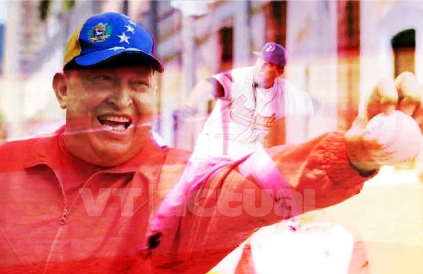 Los 7 de Junior: Hugo Chávez el Presidente del Deporte