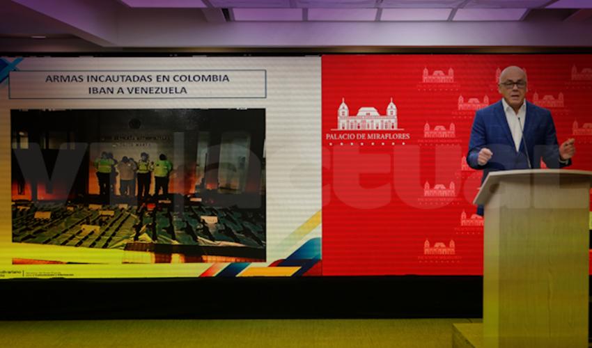 Venezuela devela planes de asesinatos selectivos impulsados desde Colombia