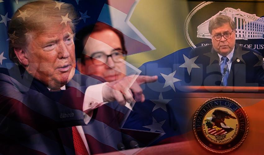 La Casa Blanca insiste en el Golpe de Estado
