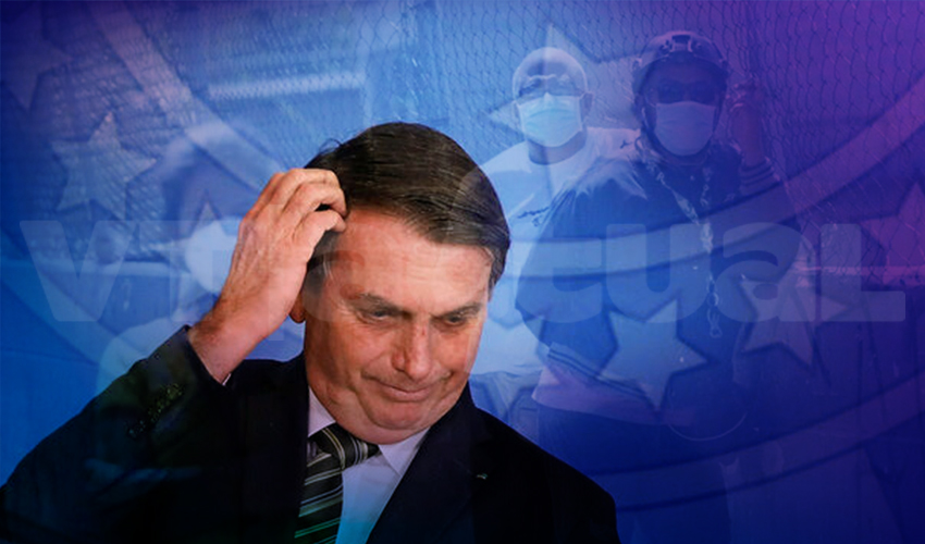 #ImpropiosVT: En plena pandemia, posición de Bolsonaro sobrepasa el estupor
