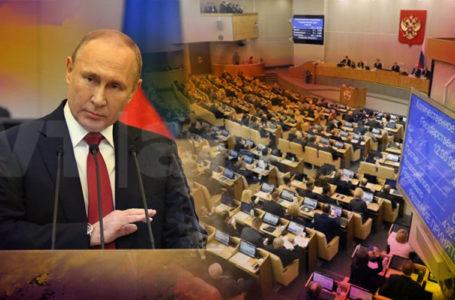 Putin espera que el Tribunal Constitucional apruebe las enmiendas propuestas / Foto: VTactual