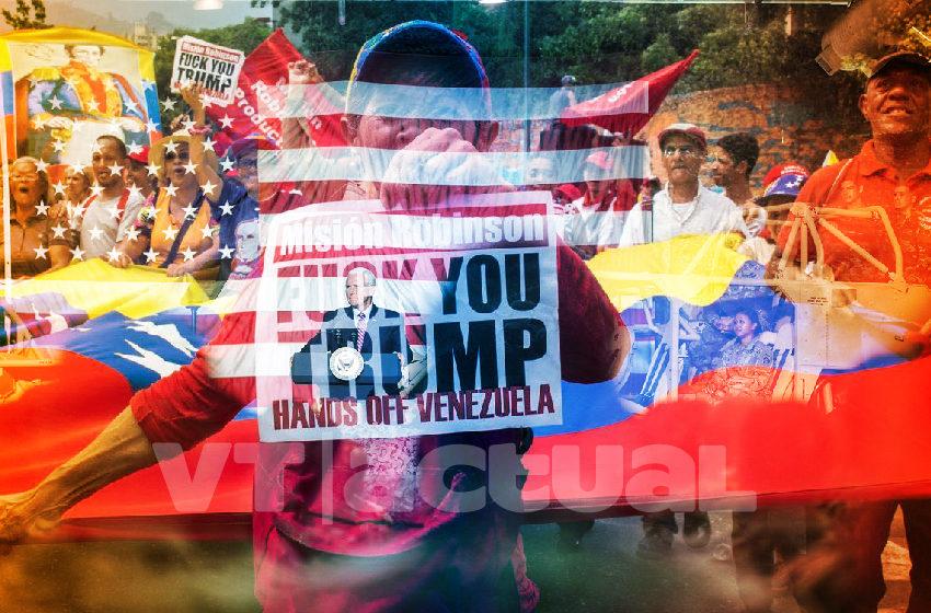 #VTnúmeros Factura e historia del bloqueo de EE. UU. contra Venezuela (+Video)