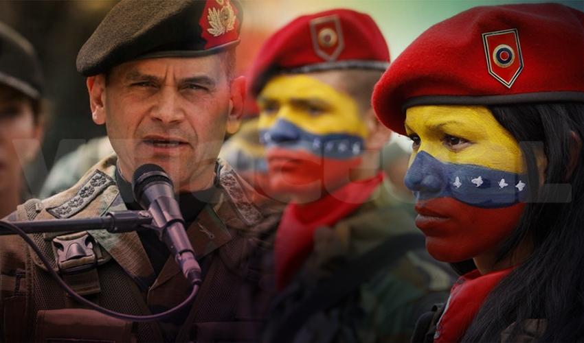 FANB rechaza acusaciones de EE.UU y reafirma lealtad al presidente Maduro