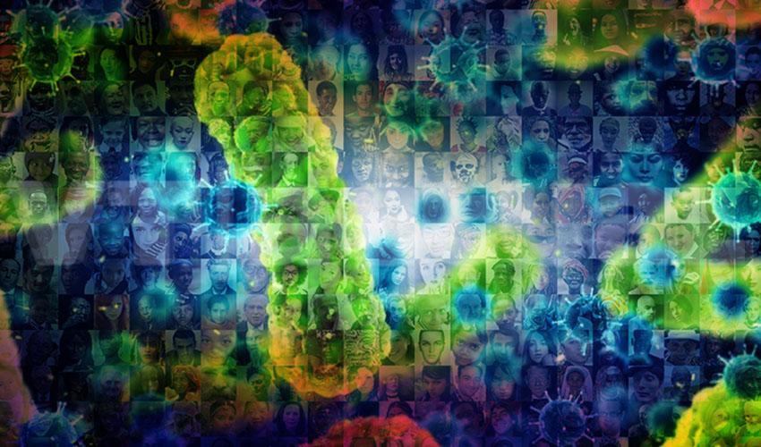 #VTnúmeros Virus y bacterias: los asesinos más grandes de la humanidad
