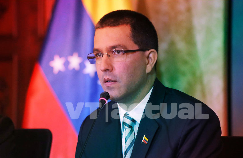 #VTbreaking Arreaza: CPI responsabilizará por crímenes de lesa humanidad a quienes bloquean Venezuela