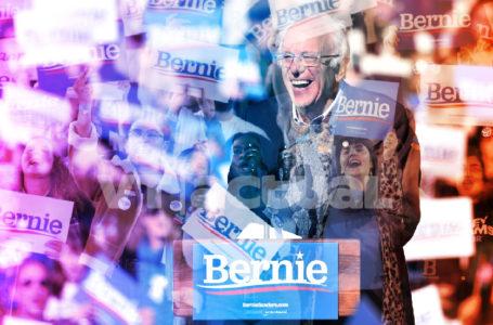 Diario anticubano de Florida llama a rechazar a Bernie Sanders / Foto: VTactual