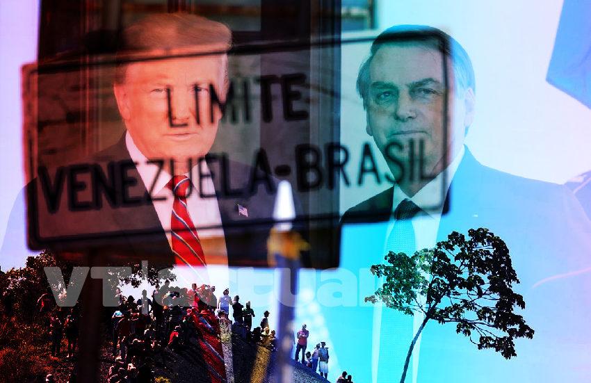 EE.UU. acuerda con Brasil reforzar ataques contra Venezuela