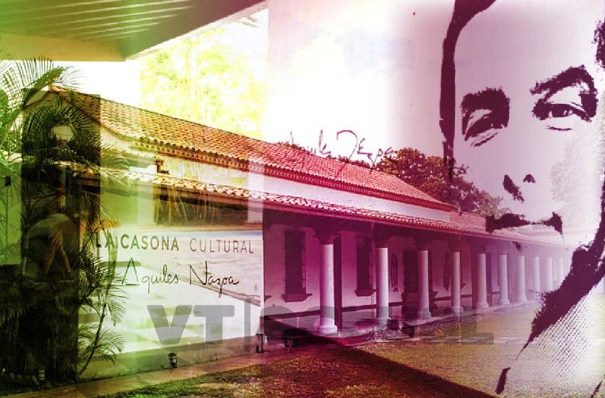 Casona Cultural Aquiles Nazoa: más oxígeno para la ciudad