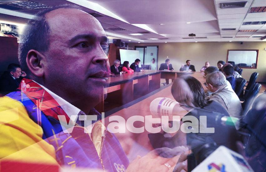 """""""Habemus"""" Comité de Postulaciones para renovar al CNE"""