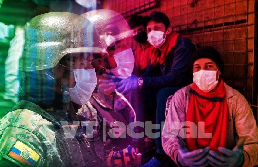 Ecuador: el terror de la Pandemia en suelo suramericano