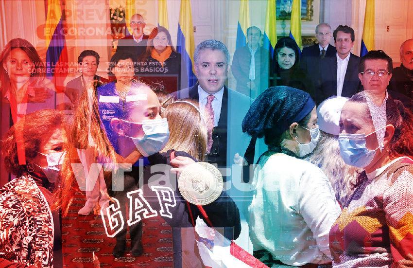 Colombia activa una cuarentena de 19 días contra la pandemia