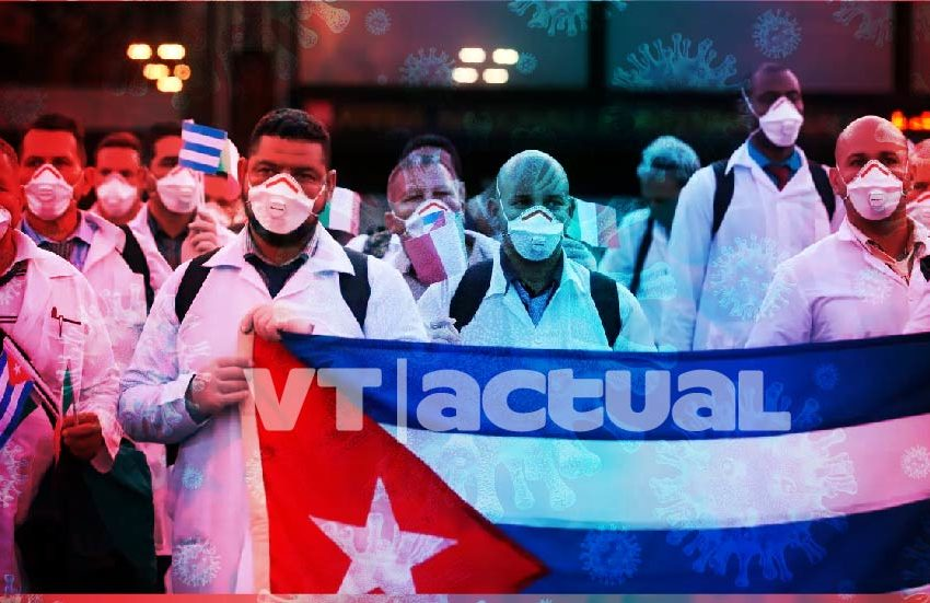 #CubaSalvaVida Estas son las razones por las que tantos países solicitan ayuda a los médicos cubanos