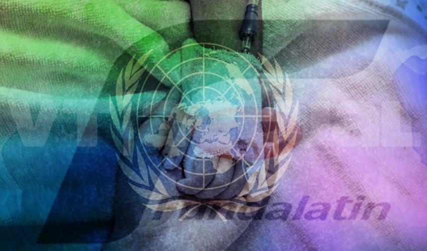 Fundalatin denuncia en la ONU los estragos del bloqueo