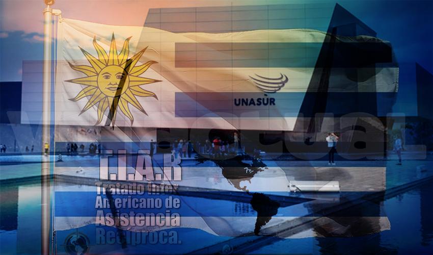 Uruguay se retira de Unasur y se vincula al TIAR