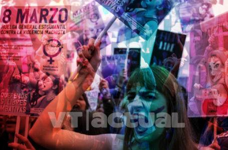 Lo que se espera del Paro de la Mujer de este 9 de marzo en México / foto: VTactual