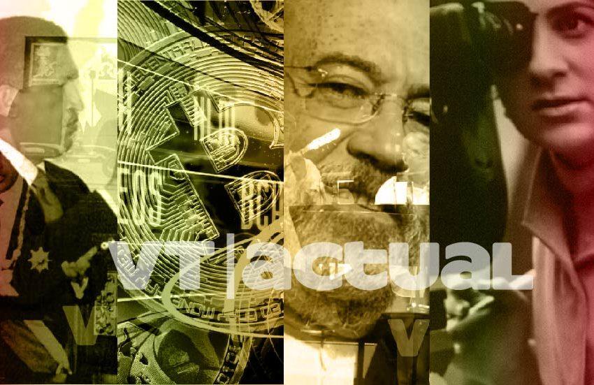 #VTactual La forja en tiempos difíciles que lleva la verdad cada vez más lejos