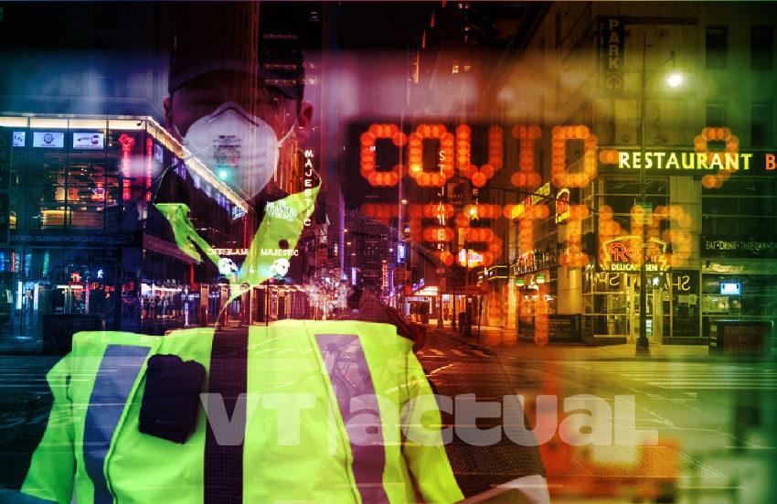 Por número de casos de covid-19 EE.UU. ya es el cuarto país más crítico