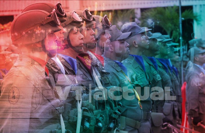 """Despliegan segunda fase de los ejercicios cívico militares """"Escudo Bolivariano"""""""