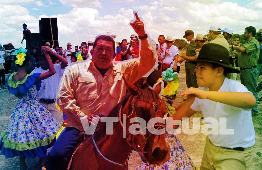 #VTesencia Elorza: La fiesta llanera en honor a San José