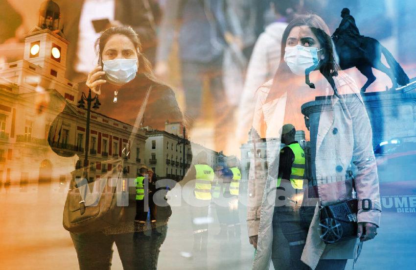 #VTanálisis: El confinamiento en España no ha logrado parar el avance del coronavirus