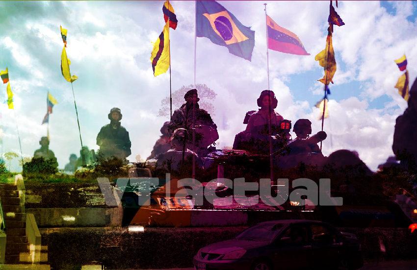 Venezuela acusa a EE.UU. de azuzar una guerra con Brasil