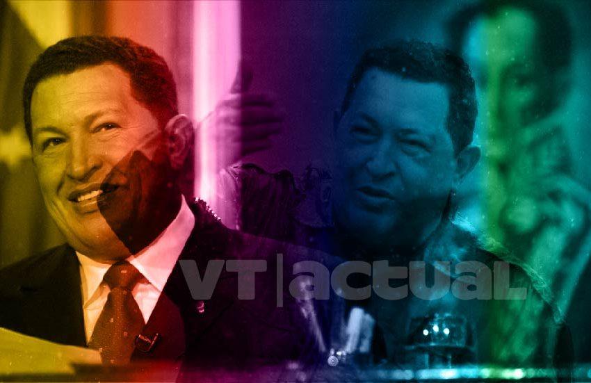 Chávez, mi toro
