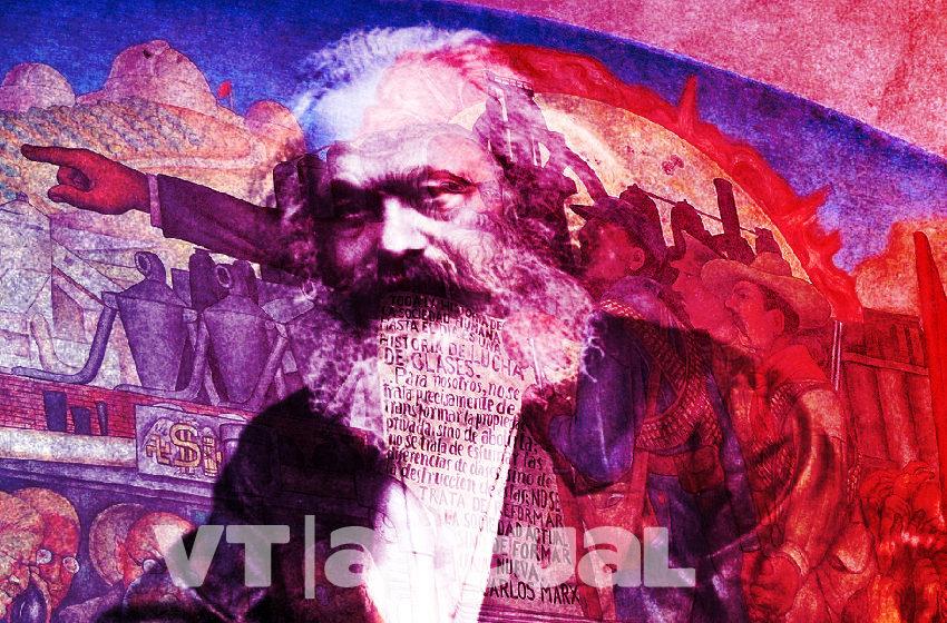 #VTalPasado Karl Marx la urgente vigencia de un pensamiento