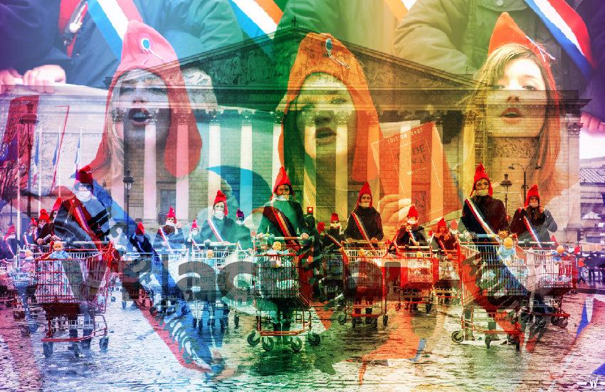 El medioevo en el siglo XXI: La Manif pour Tous