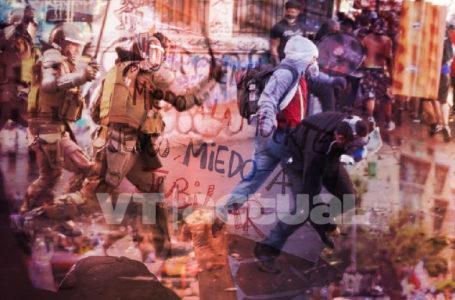 Víctima fatal dejó manifestación del viernes en Chile / Foto: VTactual