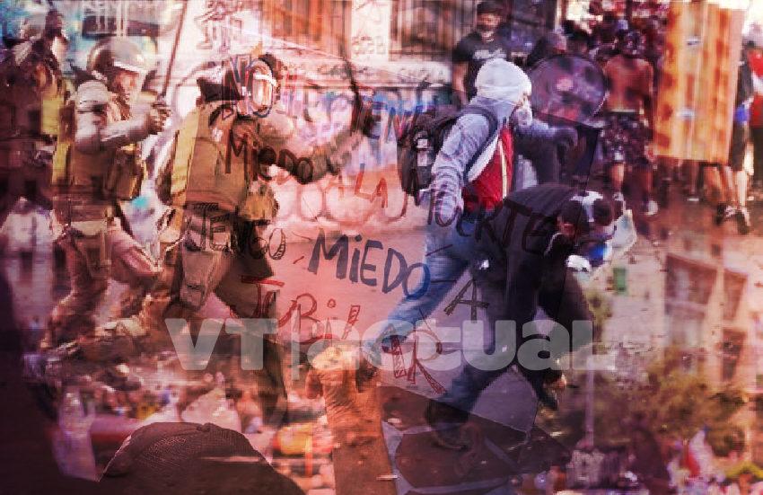 Víctima fatal dejó manifestación del viernes en Chile