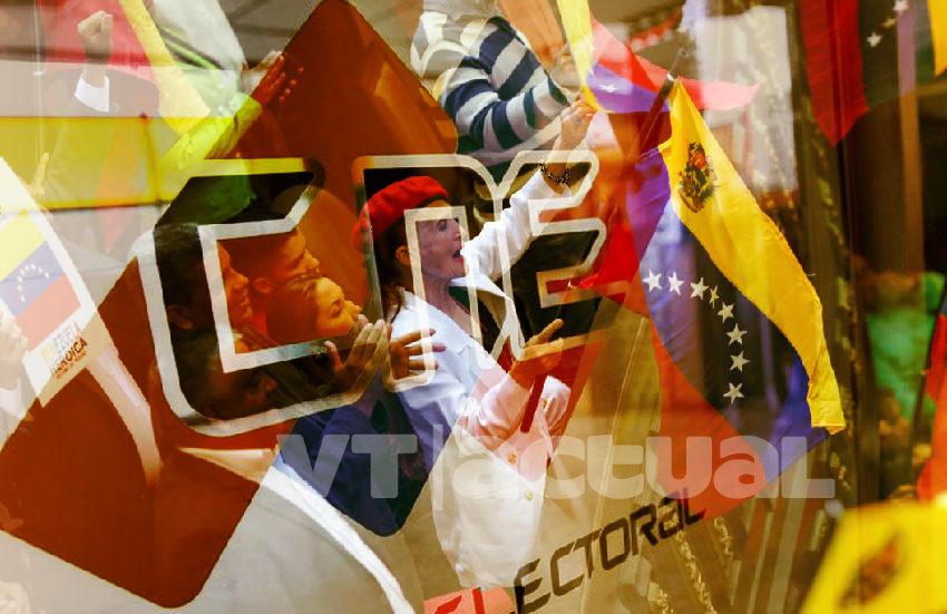 Venezolanos votarán masivamente en las parlamentarias