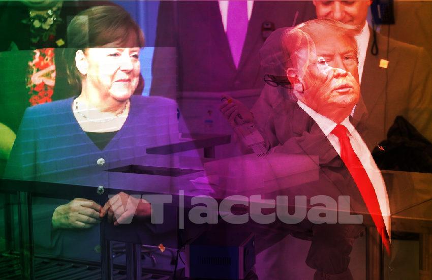 Pelea entre EEUU y Alemania por vacuna contra el COVID-19