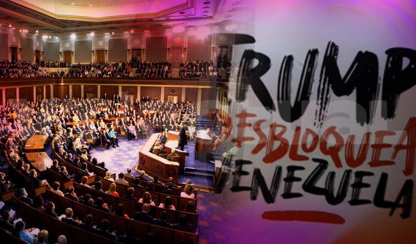 Once senadores de EE.UU. solicitan a #DonaldTrump levantar sanciones a Venezuela