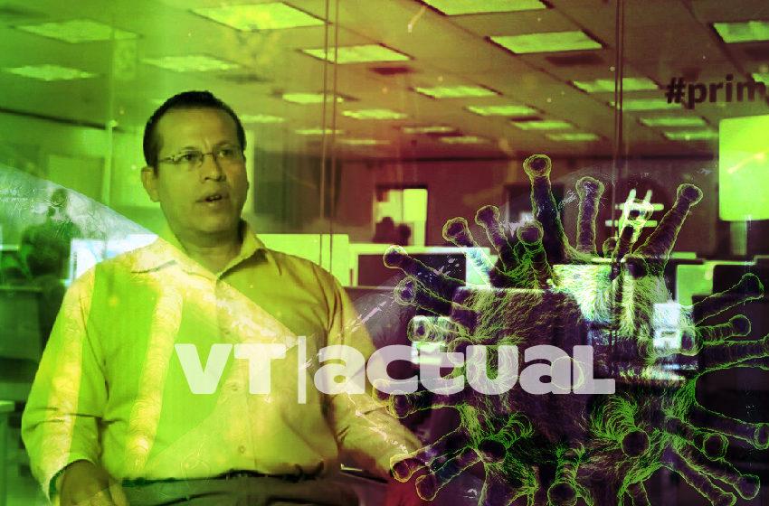 #VTnúmeros Sirio Quintero demostró que el coronavirus es un arma estadounidense + Video