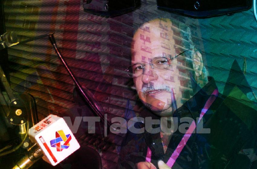 #VTentrevista José Garcés: La llamada hiperanomia no es más que un reacomodo en el Estado