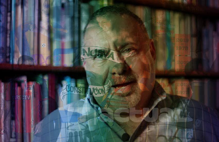 #VTentrevista Sergio Rodríguez: En Chile viene Constitución maquillada y represión