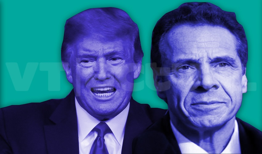 Cuomo vs Trump ¿Levantarán la cuarentena en Nueva York?