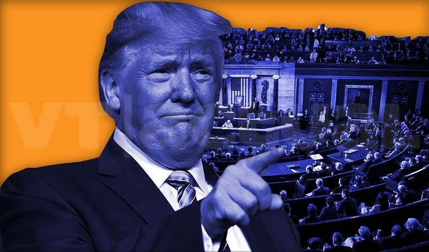 """#DonaldTrump amenaza con darle un """"Golpe"""" al Congreso"""