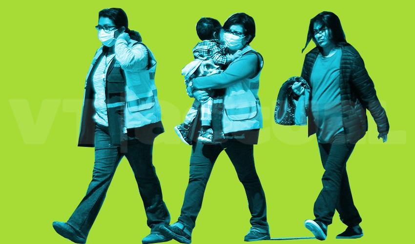 EEUU deporta migrantes con Covid-19 a Centroamérica