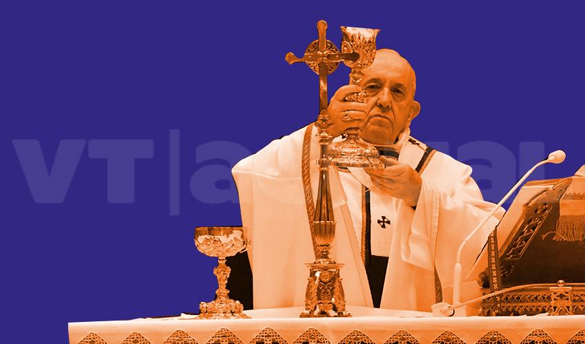 El Papa Francisco pidió facilitar ayuda a Venezuela