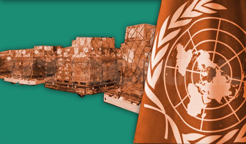 ONU envía a Maduro ayuda humanitaria para su pueblo