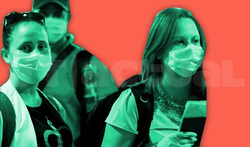 Puerto Rico: pasajeros de las zonas de mayor contagio en EEUU arriban a la isla
