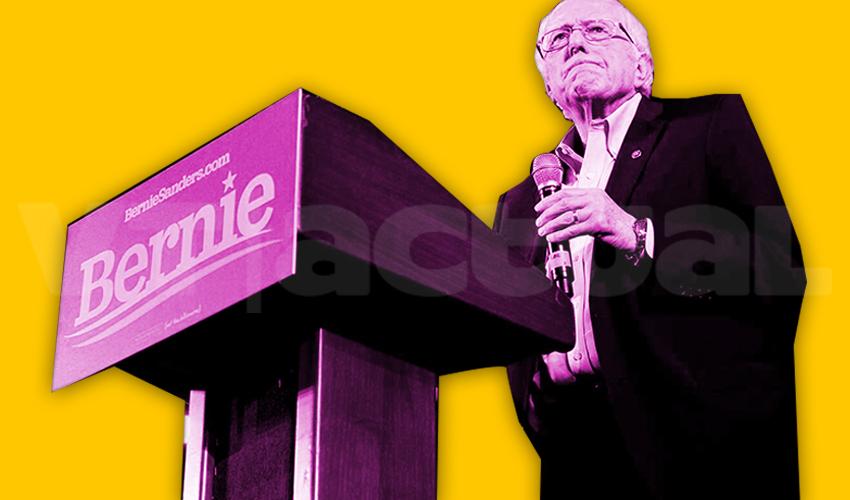 Sanders abandona contienda electoral demócrata