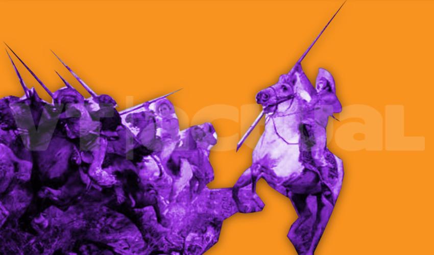 #VTalPasado Al grito de ¡vuelvan caras! los llaneros vencen en las Queseras del Medio