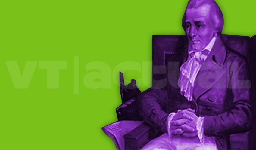 #VTcuentosDeVerdad La idea de una biblioteca en tiempos de independencia