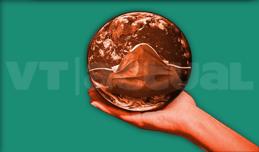 #VainaVerdeVT El planeta ¿Inesperado beneficiario del Covid-19?