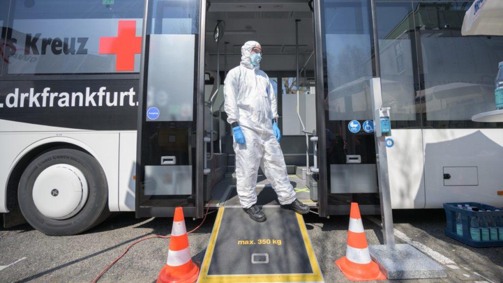 Científicos alemanes alertan del peligro de una segunda ola de Covid-19